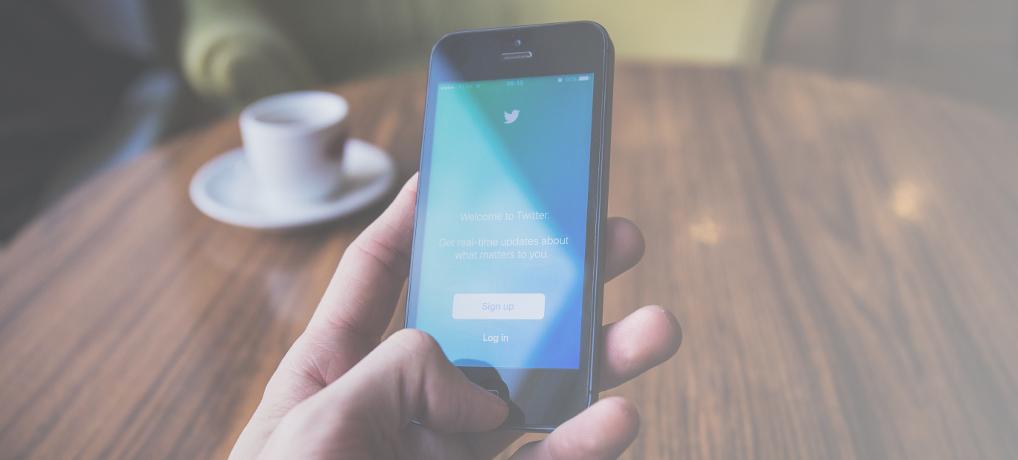 Analiza wpisów z Twittera